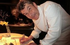 French_Chef_Régis_Marcon_in_2012