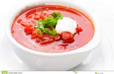 http://www.dreamstime.com/royalty-free-stock-images-ukrainian-russian-national-red-soup-borsch-image25121069