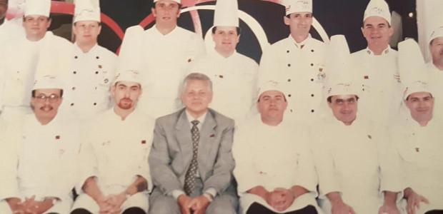 Concurso Toque  D`or 1995- Grandes Momentos da gastronomia Brasileira