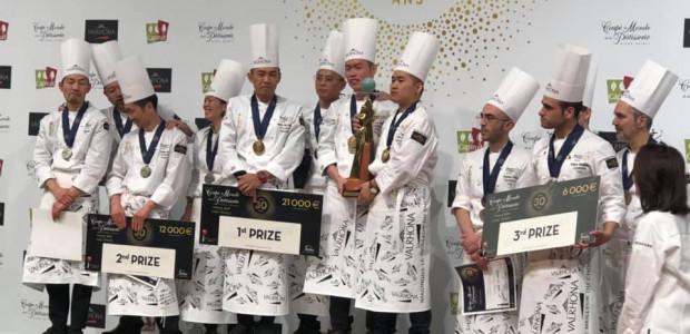 Malásia vence a copa mundial de Confeitaria 2019 em Lyon- França