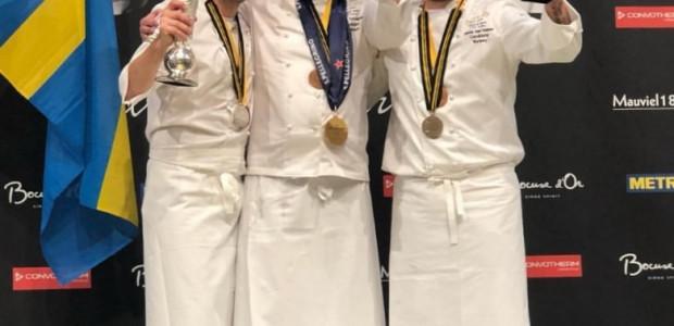 Equipe de Dinamarca Vence o Concurso Mundial de chefes de Cozinha Bocuse d O `r 2019