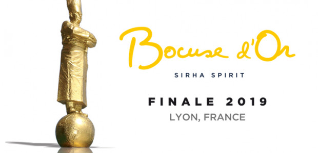 Concurso Mundial de chefes de Cozinha Bocuse dO`r 2019: Lyon -França 29 e 30/01
