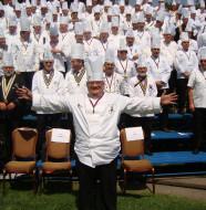 Lembranças da WACS-Congresso Mundial de Chefes de Cozinha-Santiago de Chile 2010